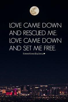 Amen! Thank you Jesus.