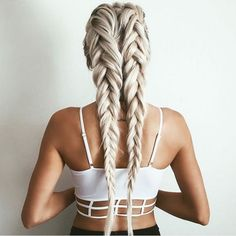 Stylish Boxer Braids Hairstyles braids frisuren, 30 Badass Boxer Braids You Need to Try Boxer Braids Hairstyles, Lazy Hairstyles, Braided Hairstyles, Wedding Hairstyles, Teenage Hairstyles, Gorgeous Hairstyles, Softball Hairstyles, Pigtail Hairstyles, Blonde Hairstyles