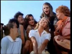 Grease - Summer NIghts - with lyrics I love how boys and girls see things so differently! lol