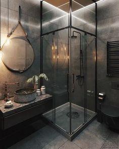 modern bathroom shower designs, most of the elegant and stunning 2 « A Virtual Zone Modern Bathroom Design, Bathroom Interior Design, Decor Interior Design, Interior Decorating, Studio Interior, Home Design, Kitchen Design, Decorating Ideas, Bad Inspiration
