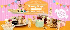 Sonny Angels Sweet serie Verkrijgbaar vanaf eind september