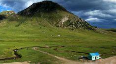 Etwas außerhalb von Ulaan Baatar