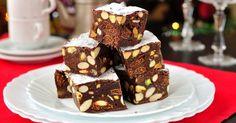Panforte ir ļoti bagātīga un sātīga itāļu Ziemassvētku kūka. Tās sastāvā parasti ir rieksti, mandeles, medus, šokolāde, kaltēti augļi un garšvielas.