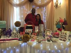 Anna's Bridal Booth