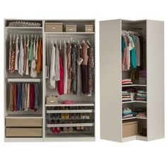 1000 images about placard on pinterest dressing - Castorama amenagement placard ...