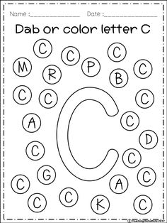 abc FREE Freebies Alphabet Dap A-Z 26 pages. For PreK and Kindergarten. Autumn Back to School Black Preschool Letters, Preschool Learning Activities, Free Preschool, Preschool Printables, Alphabet Activities, Kindergarten Worksheets, Kindergarten Classroom, Teaching Letters, Black History Month Activities