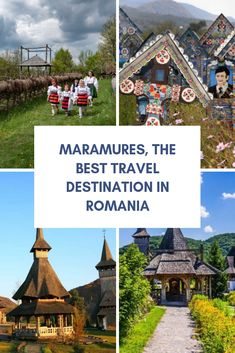 Maramures County is one of the most beautiful and most visited places in Romania. You will surely enjoy the breath-taking views of Maramures. Romania Map, Brasov Romania, Visit Romania, Romania Travel, Bucharest Romania, City Breaks Europe, European City Breaks, Draculas Castle Romania, Travel Tours