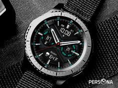 Samsung Gear S, Gear S3 Frontier, Watch Faces, Smartwatch, Persona, Weather, Technology, Store, Smart Watch