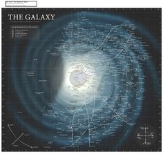 Star Wars galaxy map