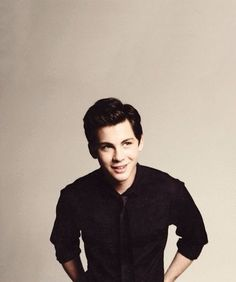 Logan Lerman. Always <3