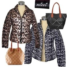 Stunning new items for #Winter16 #trend #NicciWinter16 #leopard #Louenhide bag