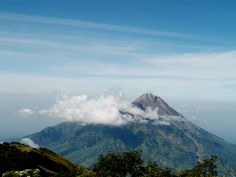 Montain Merapi