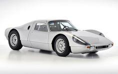 Porsche 904 Carrera GTS Coupe 1964