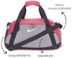 9651ca8d1 12 melhores imagens de bolsa para.academia   Gym, Bags e Backpacks