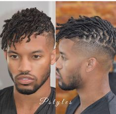 Finding The Best Short Haircuts For Men Dreadlock Hairstyles For Men, Dreadlock Styles, Dreads Styles, Braided Hairstyles, Cool Hairstyles, Black Men Haircuts, Black Men Hairstyles, Natural Hair Men, Natural Hair Styles