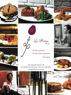 Le Poem Restaurant Ad