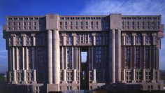 Postmodern Neoclassical Housing Estate: A Theoretical Utopia ...
