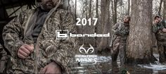 Banded Realtree Apparel for the Rugged Waterfowler for 2017