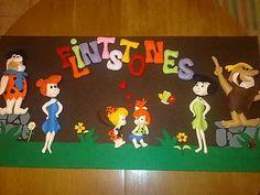 Flintstones al completo