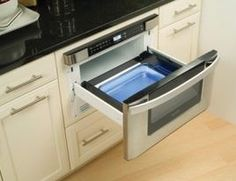 Hmm The Sharp 24 Built In Microwave Drawer A New Twist