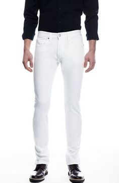 Worn Slouchy Skinny Jean - Denim - Mens - Armani Exchange | My ...