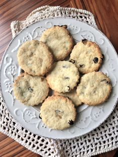 Fat rascal biscuits aux raisons secs