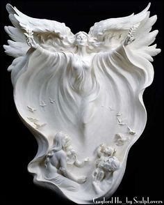 """Angel""_by master Gaylord Ho.Taiwan"