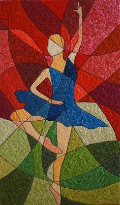 Glass Painting Patterns, Glass Painting Designs, Cubist Art, Abstract Art, Afrique Art, Quilt Modernen, Indian Art Paintings, Diy Canvas Art, Art Drawings Sketches