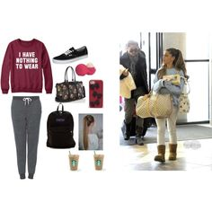 A fashion look from September 2014 featuring Topshop, Vans shoes and JanSport backpacks. Browse and shop related looks.