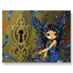 Fairy Art Prints Archives - Page 23 of 35 - Strangeling: The Art of Jasmine Becket-Griffith Fairy Pictures, Gothic Fairy, Baby Fairy, Beautiful Fairies, Fairy Art, Cute Art, Fantasy Art, Fantasy Fairies, Jasmine