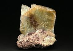 A very fine specimen of classic Cumberland Baryte from the Frizington Iron mining area.