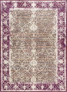 Silky Road AS02 Looped Persian Rug
