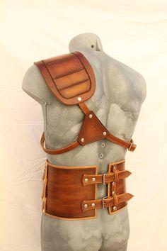 Leather work 118 - 7 by ~HamraBDG on deviantART