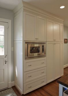 Built In Microwave Cabinet No 16