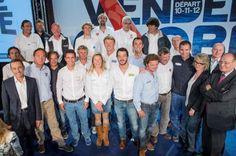 Vendée Globe 2012-2013 ¡¡Veinte Patrones en la 7ª edición!! La leyenda continúa...