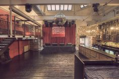 The Deaf Institute Oxford Road   Manchester Bar & Music Hall