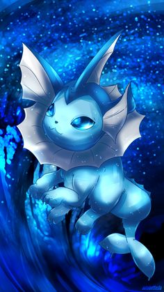Day 417 - Showers | Vaporeon by AutobotTesla on DeviantArt