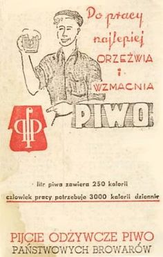 Niezapomniane hasła PRL-u - Sadistic.pl Party Hard, Man Shed, Communist Propaganda, Polish Posters, Scary Funny, Art Deco Posters, Illustrations And Posters, Vintage Ads, Couture