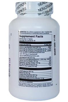 Methyl Plus (90 tablets) 30 servings