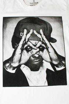 T-shirt Wiz Khalifa Illuminati Lectro Eleven Paris glasses Jay Z Lil Wayne
