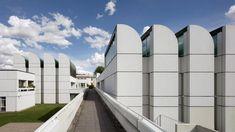 Bauhaus Berlin Archiv By Walter Gropius Werner Transporter Mieten Architecture