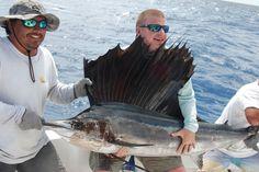 Sailfish season in Cancun