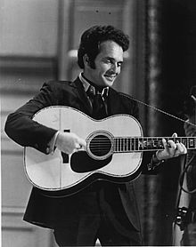 Grammy-winning country music singer-songwriter and Country Music Hall of Fame inductee Merle Haggard (79)
