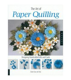 With a focus on simple, elegant projects, The Art of Paper Quilling offers paper crafters a complete technique guide along with step-by-step project ideas for making beautiful framed pieces, cards, gi
