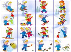 Poczta You are in the right place about Winter Sports Preschool math Here we offer you the most beautiful pictures about the Winter Sports Preschool cra Preschool Painting, Preschool Activities, Weather Activities For Kids, English Worksheets For Kids, Winter Trees, Winter Kids, Kids Crafts, Sports, Free Images