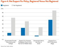 Why Voting Matters: Large Disparities in Turnout Benefit the Donor Class | Demos