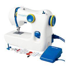 SY Sewing machine - IKEA.$69, must be a new product there!  I wonder what the reviews are so far on it