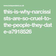 Narcissistic rage definition