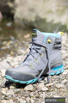 Ahnu Sugarpine Women's Hiking Boot Review. @ahnufootwear