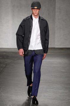 Casely-Hayford Spring 2015 Menswear Collection - Vogue